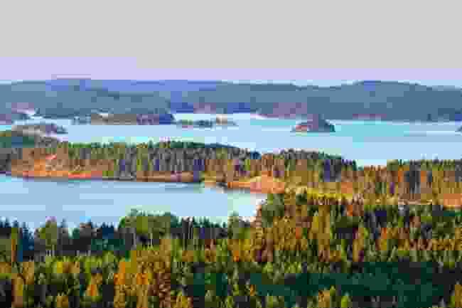 Lake Saimaa, Finland (Shutterstock)