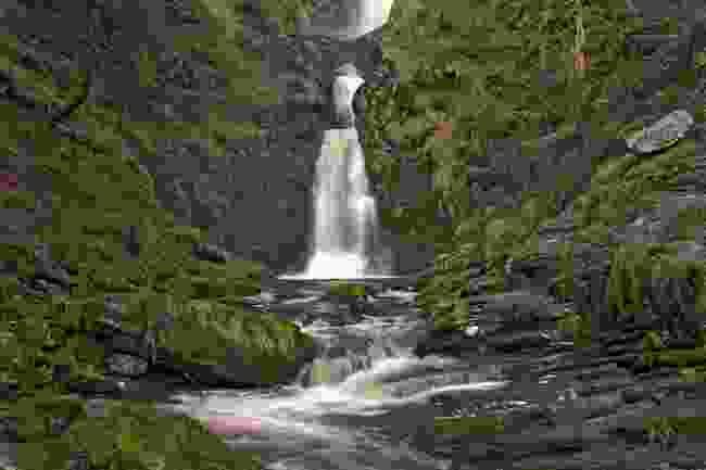 Pistyll Rhaeadr, Wales (Shutterstock)