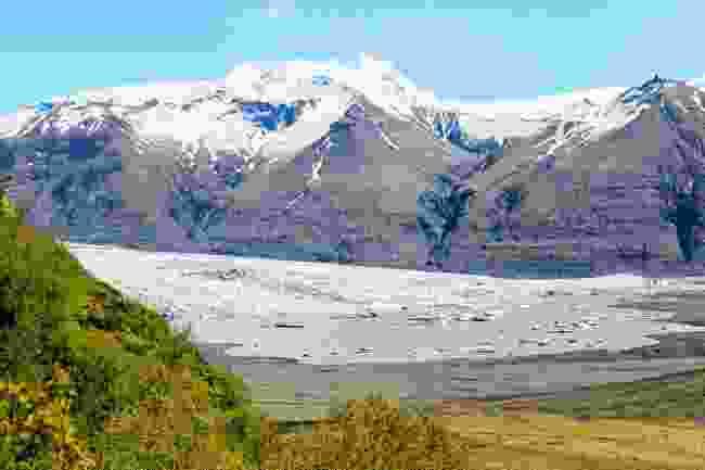 Skaftafell in summer, Iceland (Shutterstock)