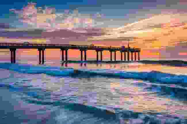 St Augustine Beach (Shutterstock)