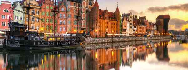 Gdansk, Poland (Shutterstock)