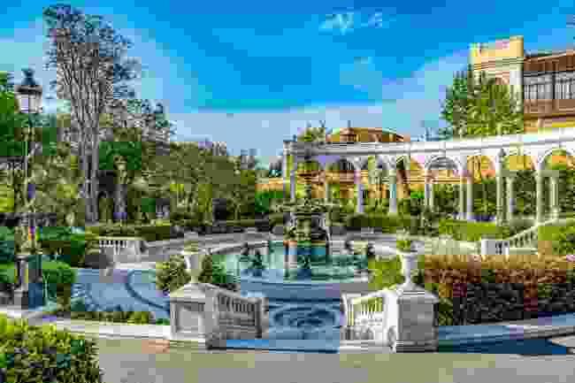 Philharmonia Garden, Baku (Shutterstock)