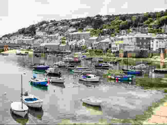 Penzance harbour (Jack Thurston)