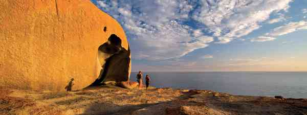 Remarkable Rocks, Kangaroo Island (SATC)