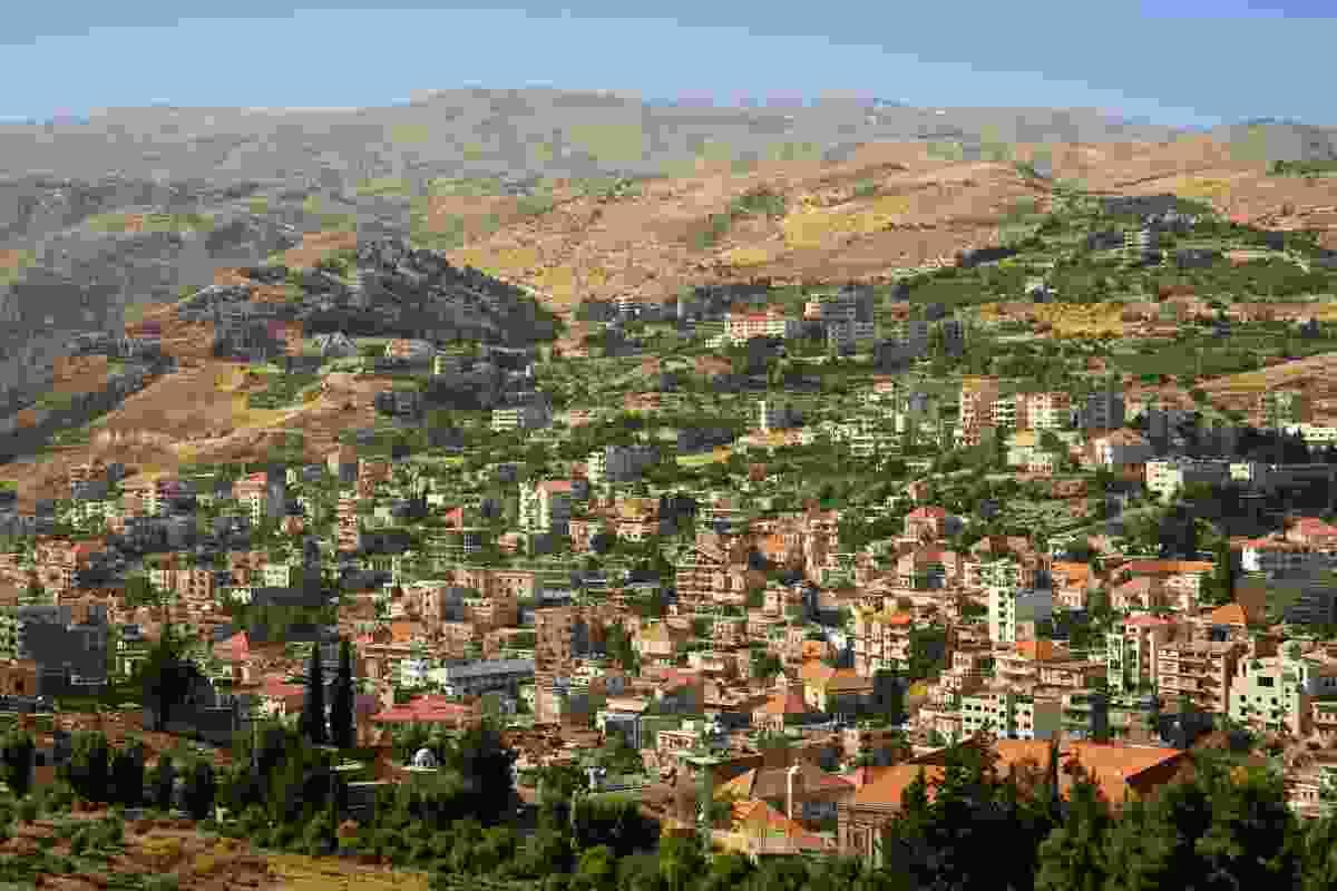 Lebanon's Bekaa Valley (Dreamstime)