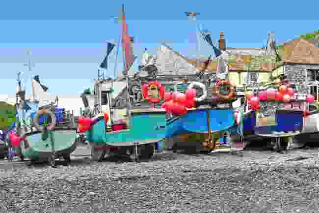 Cadgwith (Shutterstock)