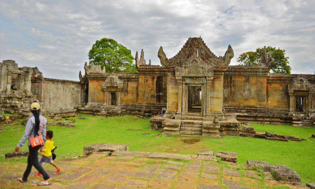 Preah Vihear temple (Mark Stratton)