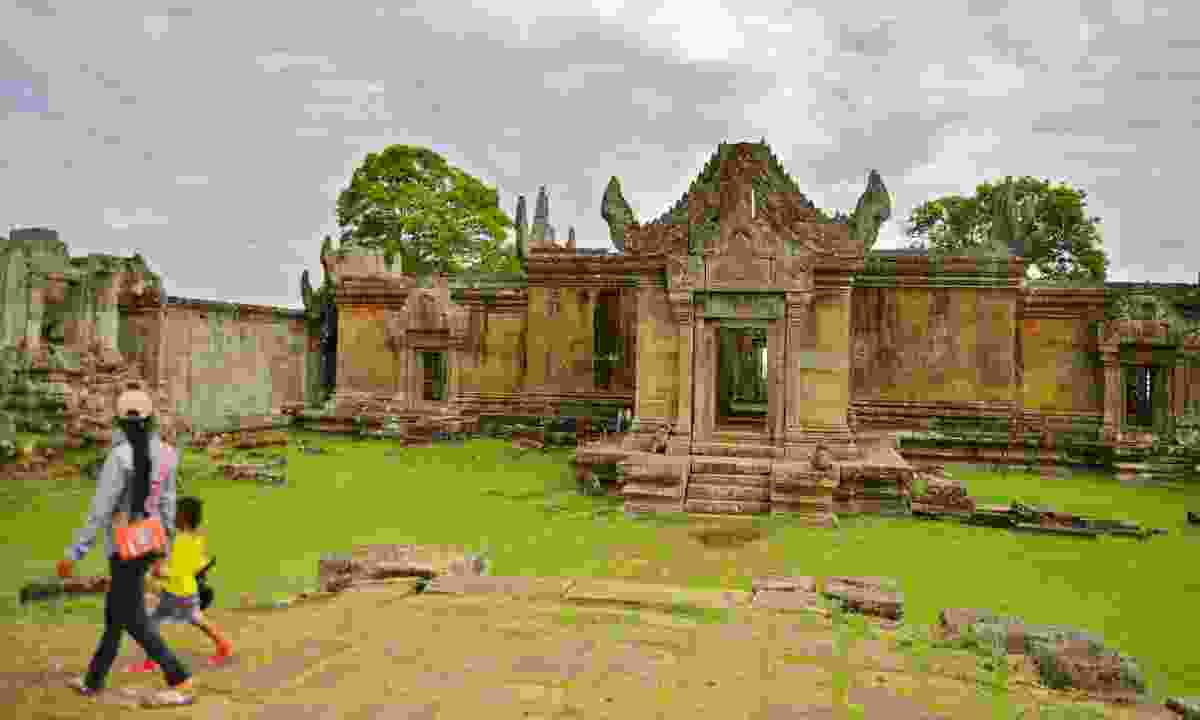 Preah Vihear temple (Mark Stratton)
