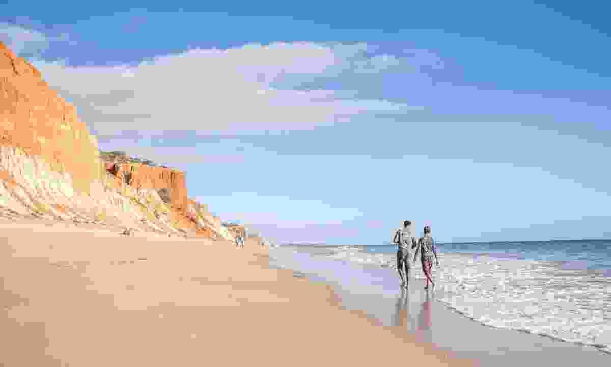 Falesia Beach in Albufeira (Dreamstime)