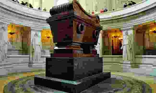 The tomb of Napoleon, Les Invalides, Paris (Dreamstime)