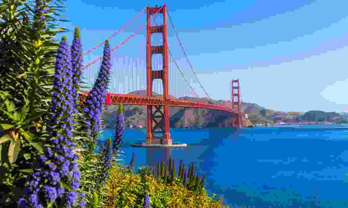 Golden Gate Bridge (Dreamstime)