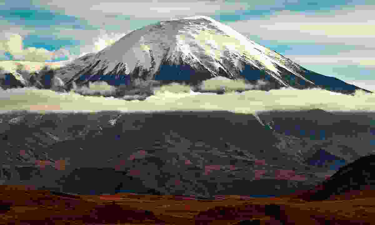 Volcano in Kamchatka (Dreamstime)