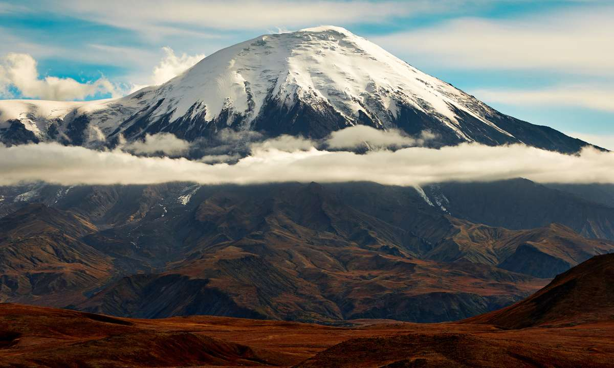 Volcano in Kamchatka (Dreamstime)