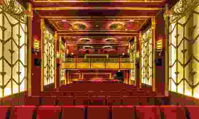 Inside Cinema Fulgor (Emilia Romagna Turismo)