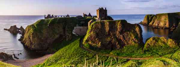 Dunnottar Castle near Aberdeen (Shutterstock)