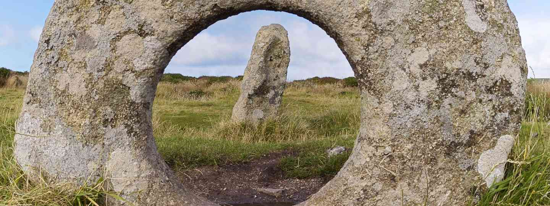 Standing stones, Penwith Moor (Shutterstock)