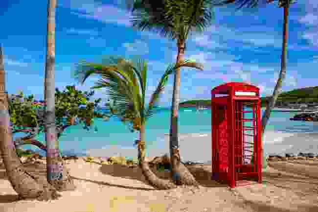 Dickenson Bay, Antigua (Shutterstock)