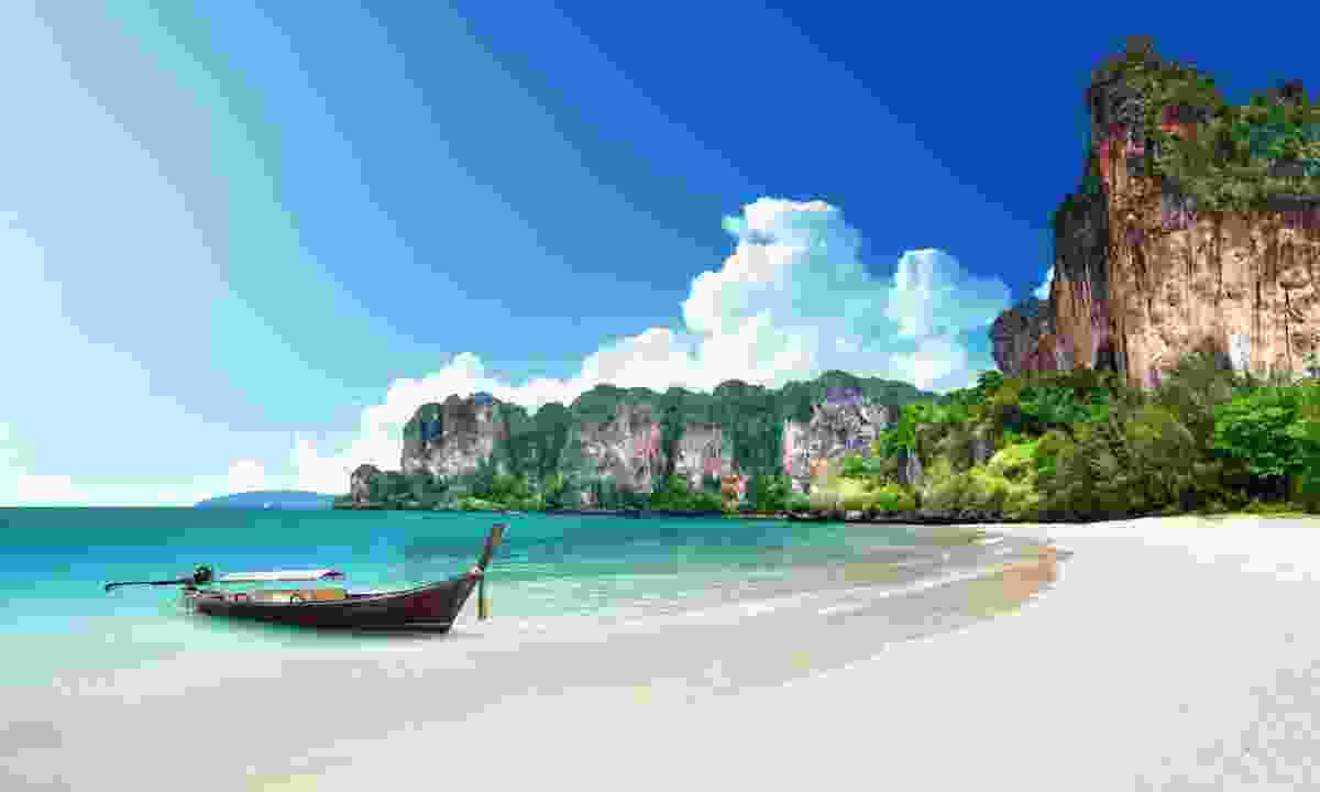 Railay Beach in Krabi (Dreamstime)