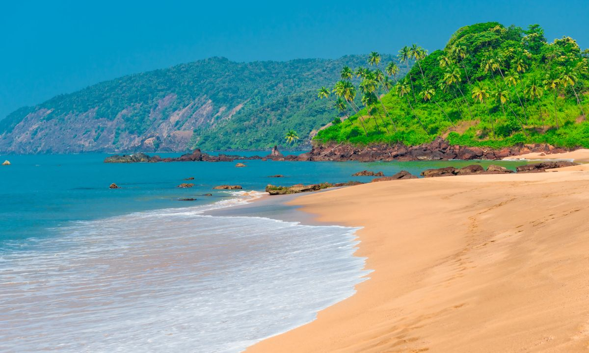 Goa beach (Dreamstime)