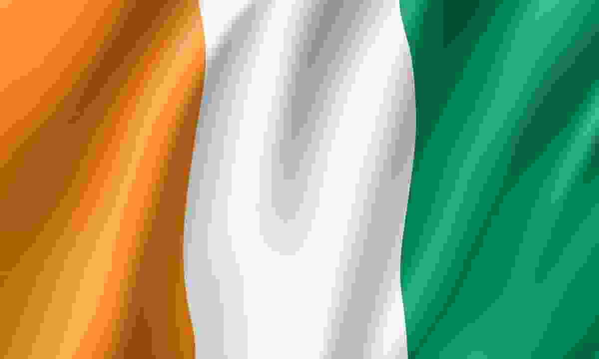 Ivory Coast flag (Dreamstime)