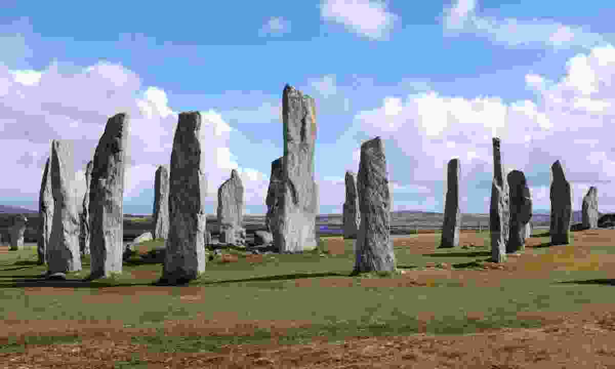 Callanish Stones (Dreamstime)