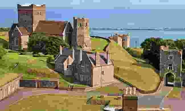 Dover Castle (Dreamstime)