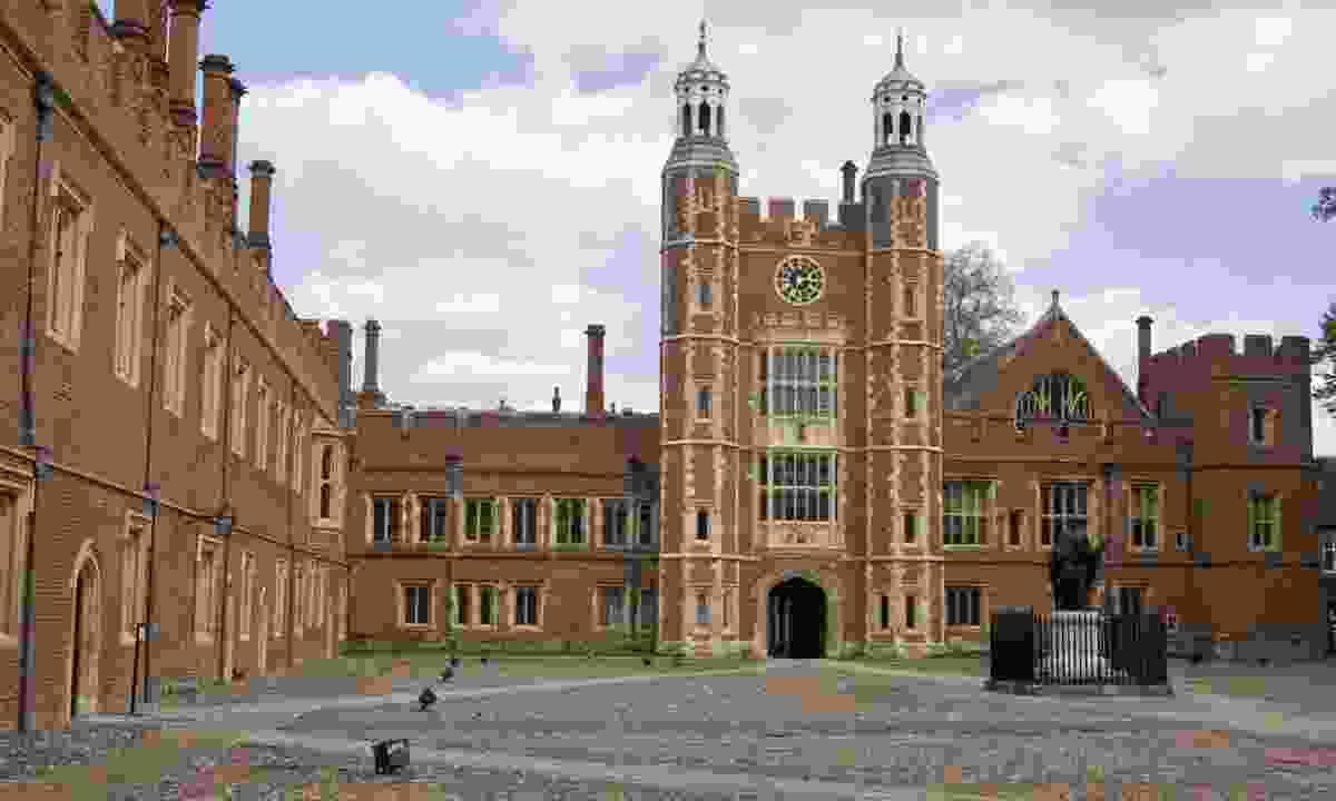 Eton College (Dreamstime)