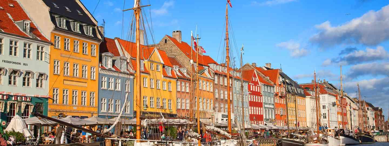 Nyhavn harbour, Copenhagen (Dreamstime)
