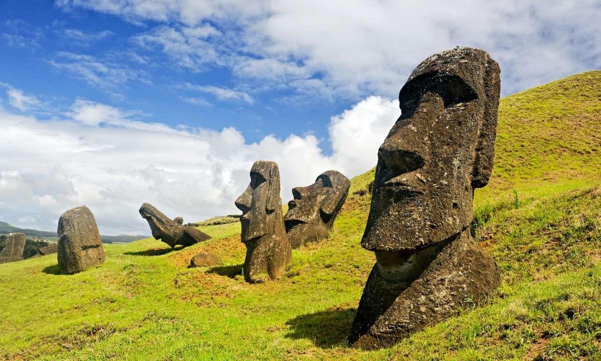 Easter Island (Dreamstime)