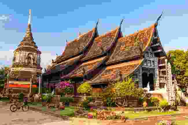 Wat Lok Molee, Chiang Mai. (Dreamstime)