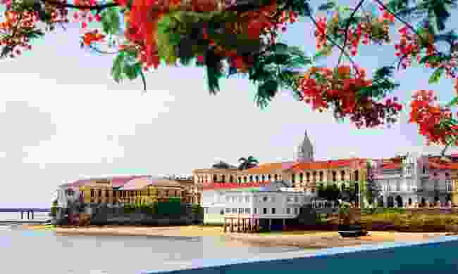 The old city of Casco Viejo, Panama City, Panama (Dreamstime)