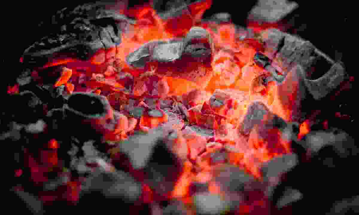 The Moors would have cooked ribs over a charcoal fire (Dreamstime)