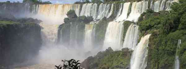 Iguazú waterfall, Argentina (Dreamstime)