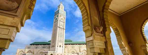 Hassan II Mosque, Casablanca (Shutterstock)
