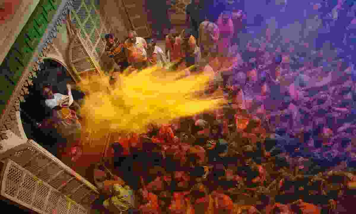 Holi Festival (Dreamstime)