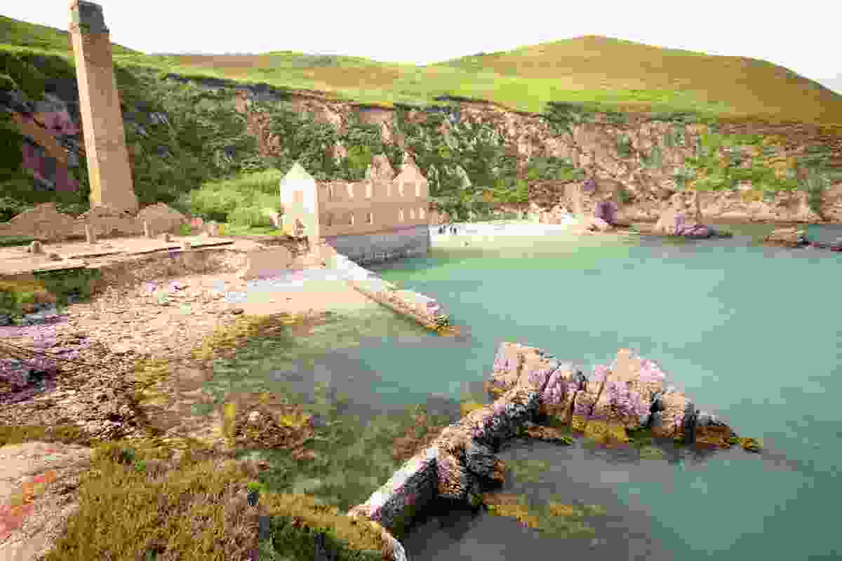 Porth Wen Brickworks (Daniel Start)