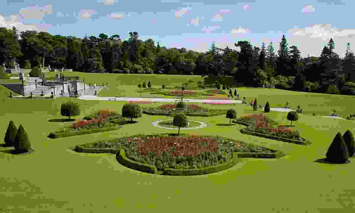 Italian Garden at Powerscourt House and Gardens (Tourism Ireland)