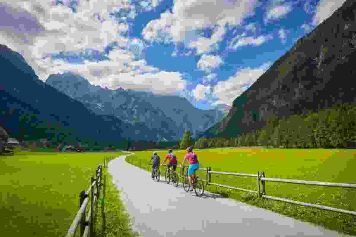 Logarska Valley (Slovenian Tourist Board)