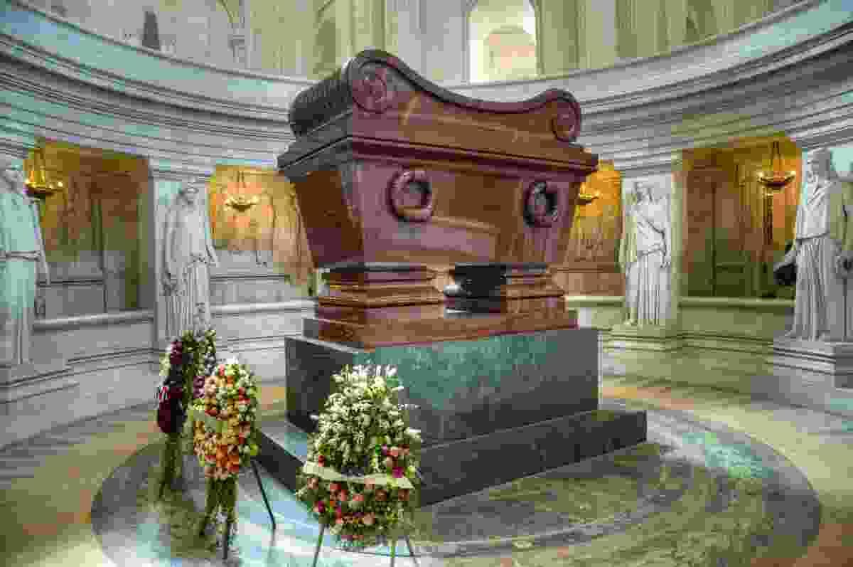Napoleon's Tomb (Shutterstock)