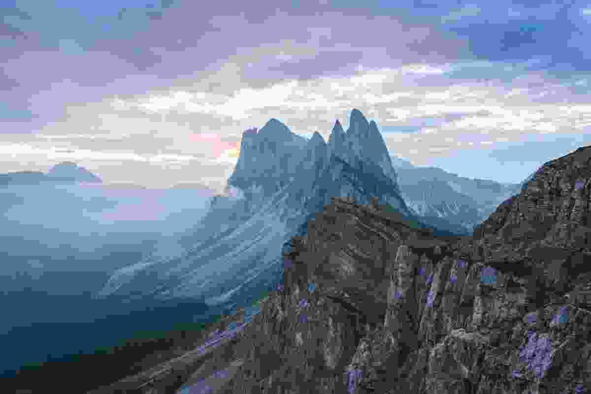 Seceda, South Tyrol, Italy (Johan Lolos)