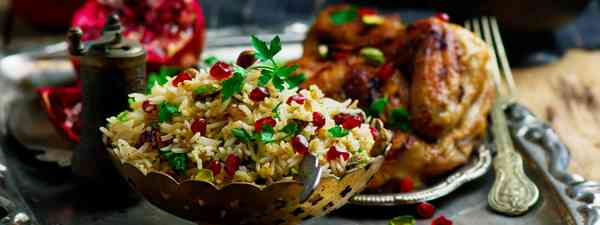 Discover the best Persian dishes to try here (Shutterstock)
