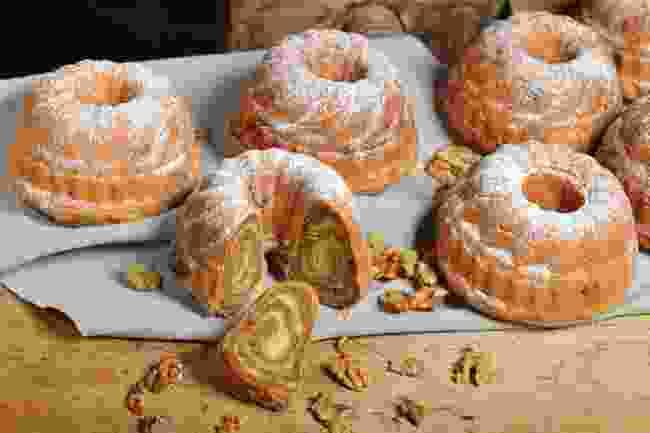 Delicious cake dessert Potica is a Slovenian staple (Shutterstock)