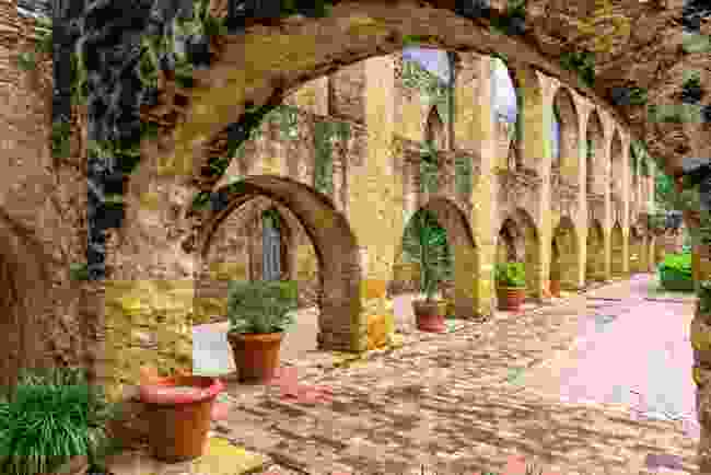 The San Jose Mission, San Antonio (Shutterstock)