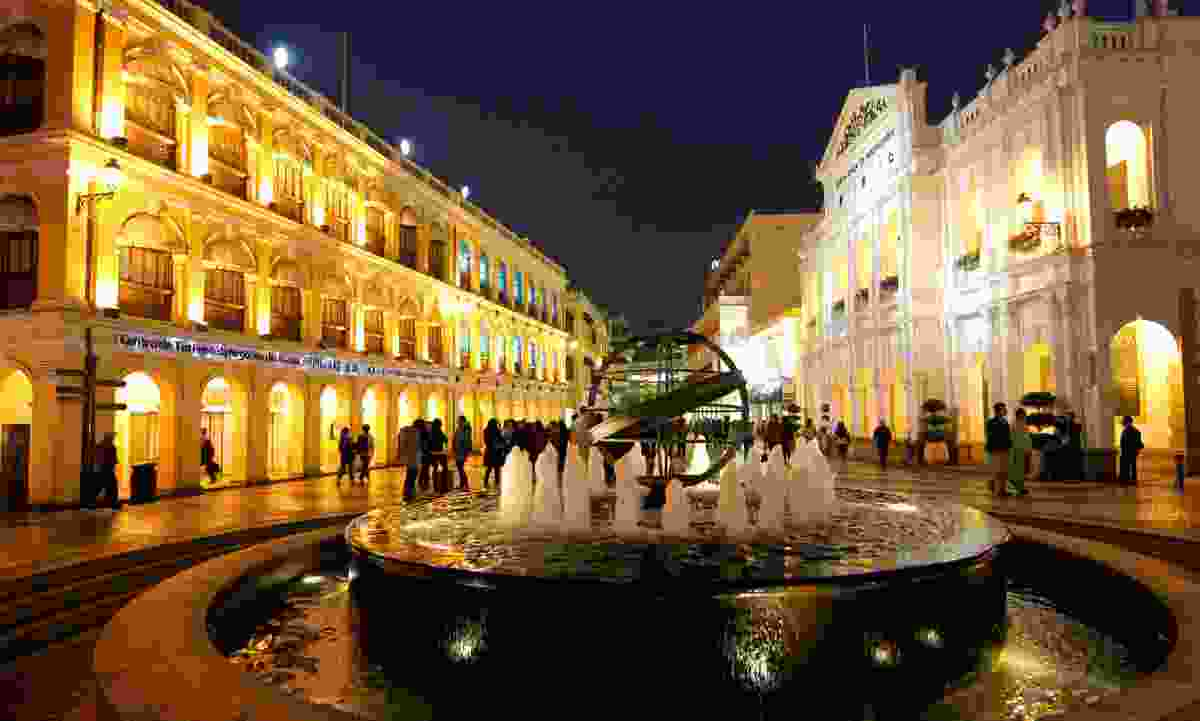 Senado Square (Macao Government Tourism Office)