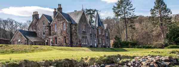 Shieldaig Lodge, Gairloch, Highlands