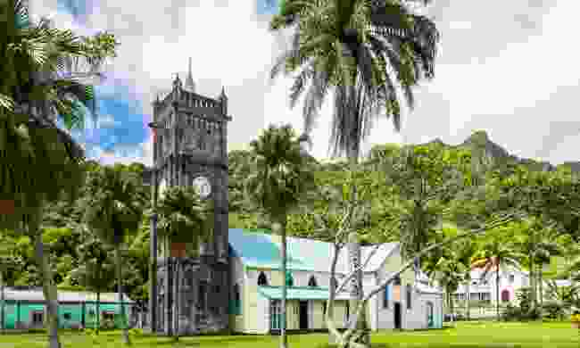 Fiji's old capital city, the UNESCO-listed Levuka oozes colonial charm (Shutterstock)