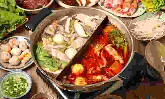 Chinese hot pot (Shutterstock)