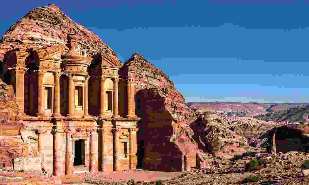 Tucan Travel's Best of Jordan and Israel trip (Shutterstock)