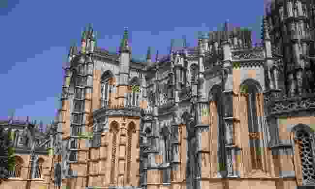 Virtually explore the Batalha Monastery, Portugal (Shutterstock)