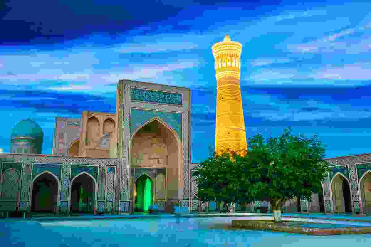 Bukhara, Uzbekistan (Shutterstock)